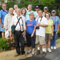 Florida Native Plant Society Field Trip