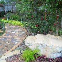 Memorial Brick Path
